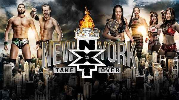 Watch WWE NXT TakeOver: New York 4/5/19