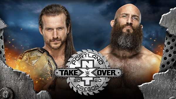 NxT TakeOver Portland 2/16/20