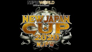 Watch NJPW New Japan Cup 2020 Day 4 6/23/20 – 23 June 2020