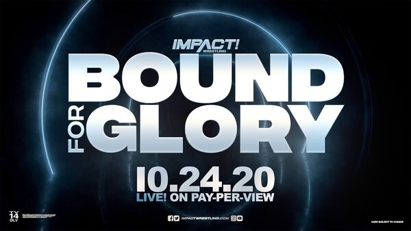 Watch Impact Wrestling Bound for Glory 2020 PPV 10/24/20