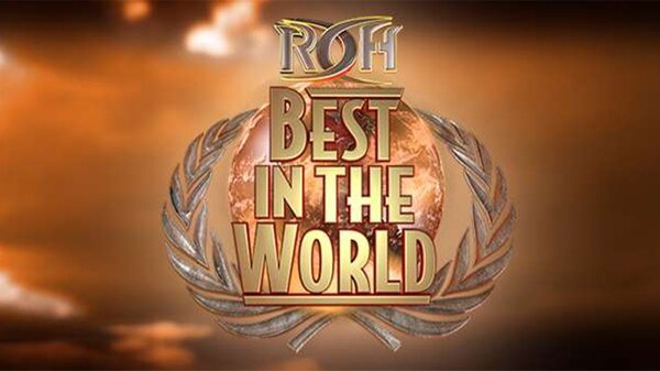 Watch ROH Best in the World 2021 PPV 7/11/21