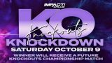 Watch Impact Wrestling Knockouts Knockdown 2021 PPV 10/9/21 9th October 2021 Online Full Show Free